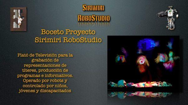 Proyecto SiriStudio