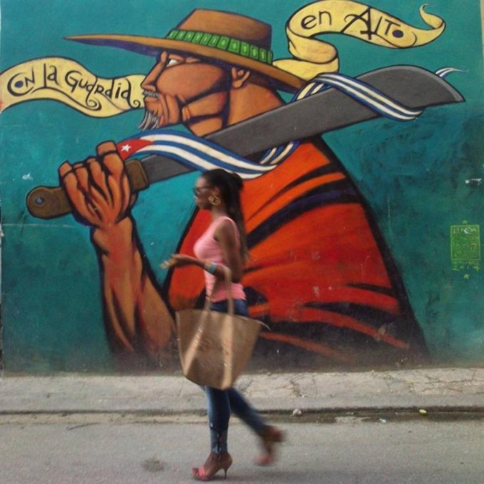 Recorrimos Cuba de punta a punta. Post en edición