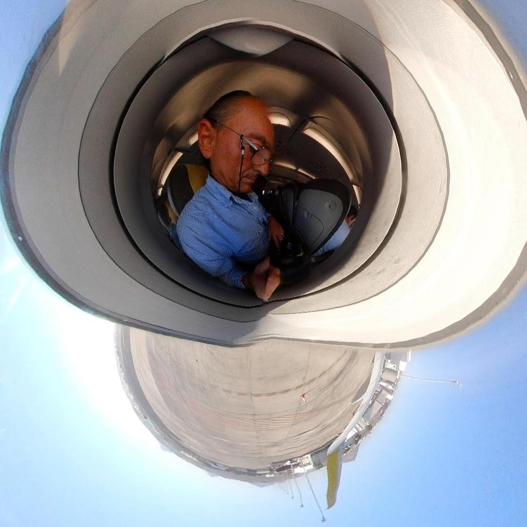 Volando en 360°